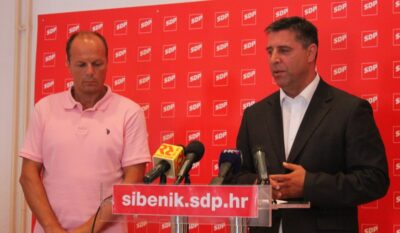 """Šibenski SDP """"opleo"""" po HDZ-ovoj gradskoj vlasti: Zadužuju Grad za 10 milijuna eura, a rezultati su im – nula!"""