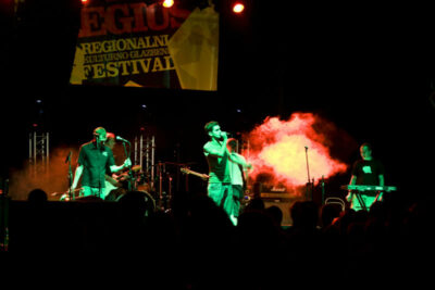 Regius festival u Šibeniku dovodi Let 3, Repetitor, Dječake…