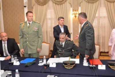 Sastanak premijera i šatoraša u Banskim dvorima: Dogovorili se da će se dogovoriti