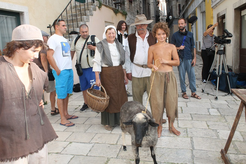 Venu i ovnu Romanu smiješi se filmska karijera (Foto: Tris/H. Pavić)