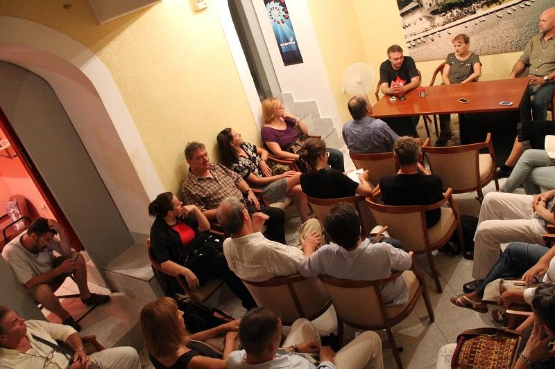 Okrugli stol 'Protokoli internetskih mudraca' (Foto: Tris/H. Pavić)