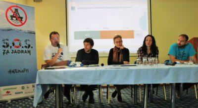 Međunarodni sastanak u Splitu (foto S.O.S. za Jadran)