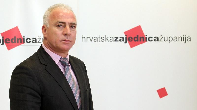 Predsjednik Hrvatske zajednice županija i šibensko-kninski župan Goran Pauk (Foto HZŽ)