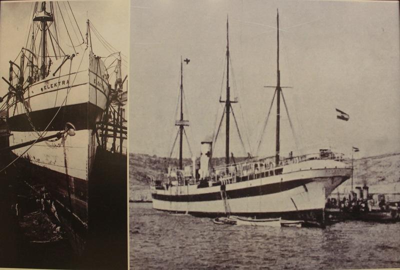 Bolnički brod Elektra
