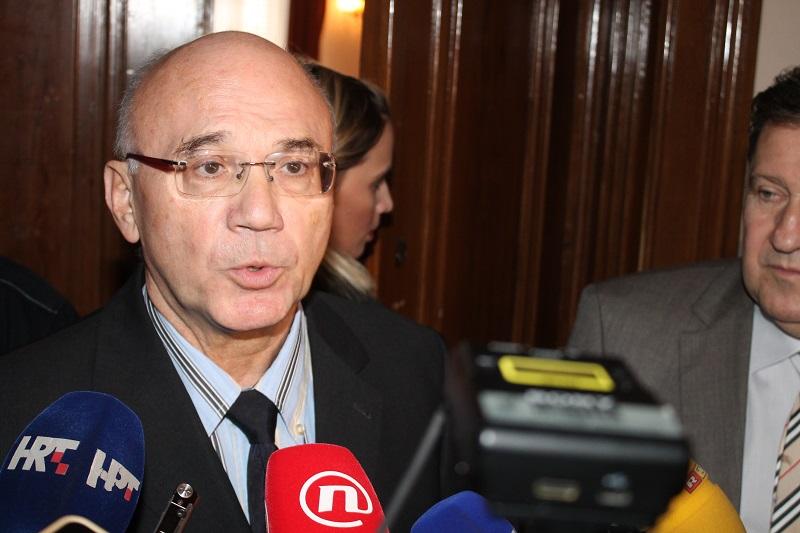 Odvjetnik Miljević (Foto: H. Pavić)