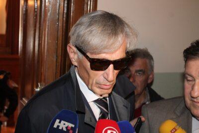 Tomo Horvatinčić po izlasku iz sudnice (Foto: H. Pavić)