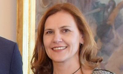 Danijela Barišić, Šibenčanka u Skopju