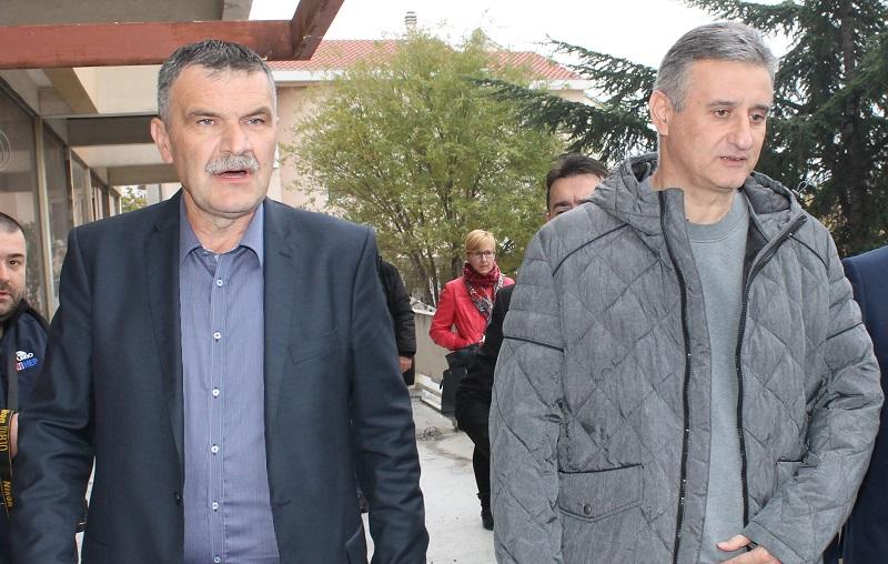Nediljko Dujić i Tomislav Karamarko (Foto H. Pavić)