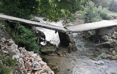 Raškovići - most na Butižnici (Foto FB Ekološka udruga 'Krka')
