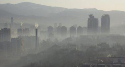 Sarajevo u smogu