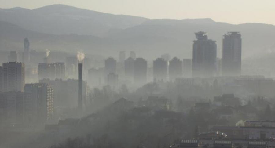Sarajevo-Zagađenje-zraka