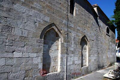 Drniško NE obnovi minareta i džamije