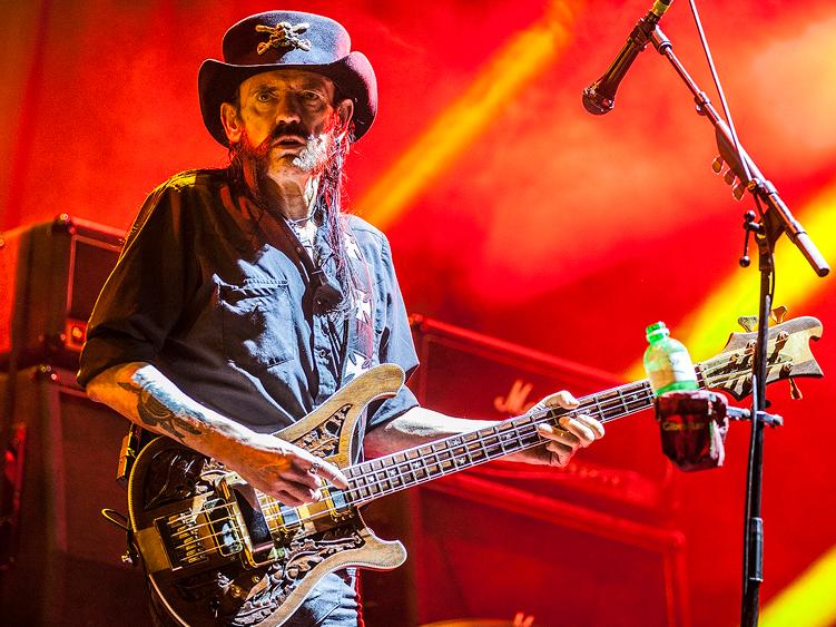 Lemmy Kilmister (Foto: Roberto Pavić/ravnododna.com)