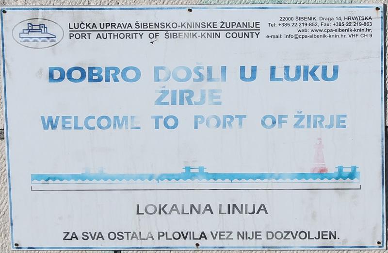 Muke po Jadroliniji – zbog kapetana Bonace Žirjani prijete blokadom pristaništa