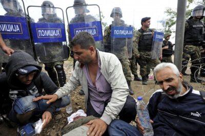Grčka ispada – Schengen se brani u Makedoniji?