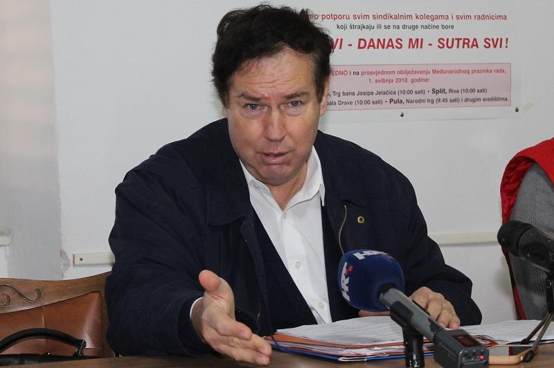 Zbog kašnjenja minimalca na Radio Šibeniku najavljen štrajk, kaznene prijave i ovrhe