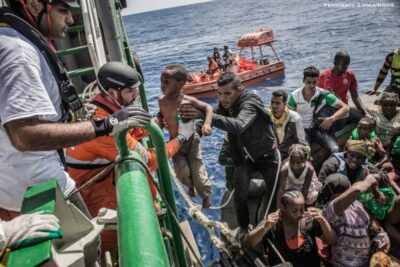 Liječnici bez granica optužuju Europu za izbjegličku krizu