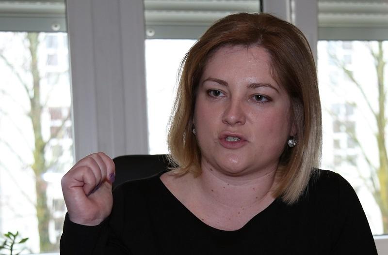 """Anja Šimpraga, šibensko-kninska dožupanica: Ako ste """"manjinac"""" i vidite grafit """"ubij Srbina"""", nije vam nimalo lako…"""