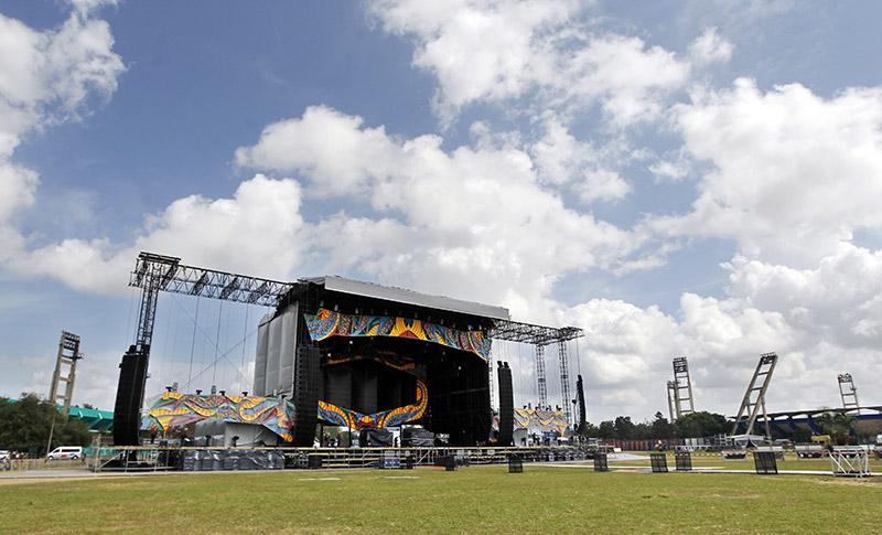 Gužva na Kubi: Stonesi pomaknuli koncert zbog Obame