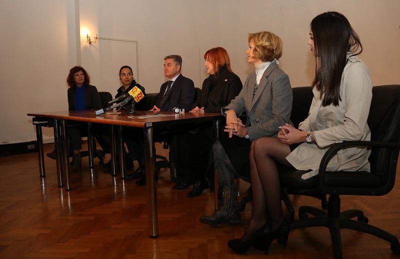 Potpisivanje ugovora između 'Kamenčića' i Grada Šibenika 22. ožujka  (Foto H. Pavić)