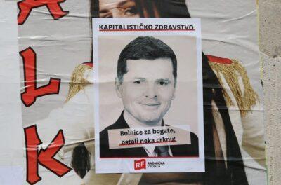 """Mate Kapović i Radnička fronta o """"reformi"""" zdravstva: Tko ima novca moći će se liječiti, tko nema, može slobodno umrijeti!"""