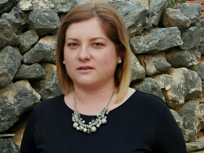Anja Šimpraga (SDSS) – zamjenica šibensko- kninskog župana