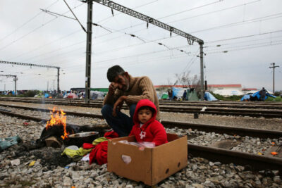 Migranti u Idomeniju ne žele otići unatoč dogovoru Turske i EU