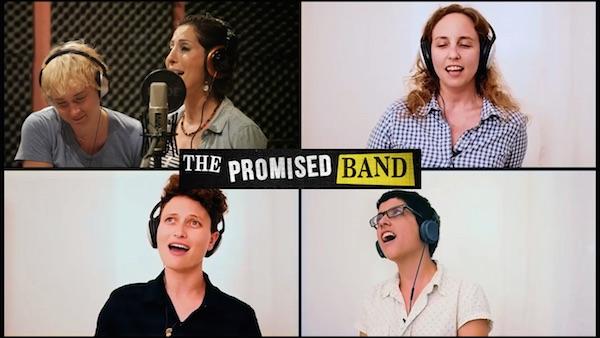 'The Promised Band': Bliskoistočni sukob, arapski feminizam i izmišljeni bend