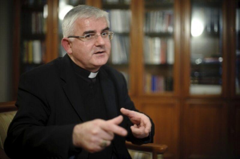 Biskup Uzinić (foto: Dubrovačka biskupija)
