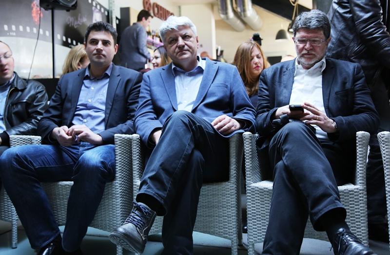 Bernardić i Picula izabrani su za zamjenike predsjednika SDP-a iako su podupirali Komadinu (Foto: Tris/H. Pavić)