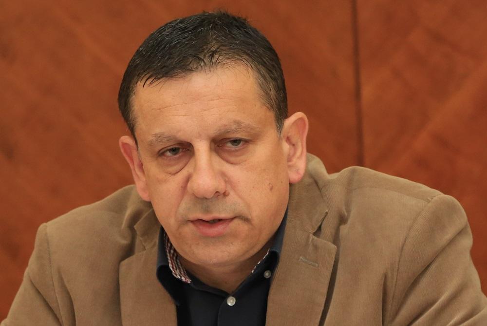 Grad Knin, gradonačelnik Nikola Blaževic (Foto H. Pavic) (1)