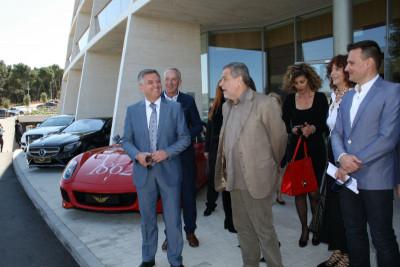 Pink Wing: Vožnja skupocjenih sportskih automobila od Zagreba do Šibenika