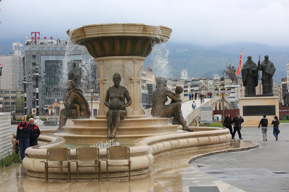 Skopje (Foto: Tris/ H. Pavic)