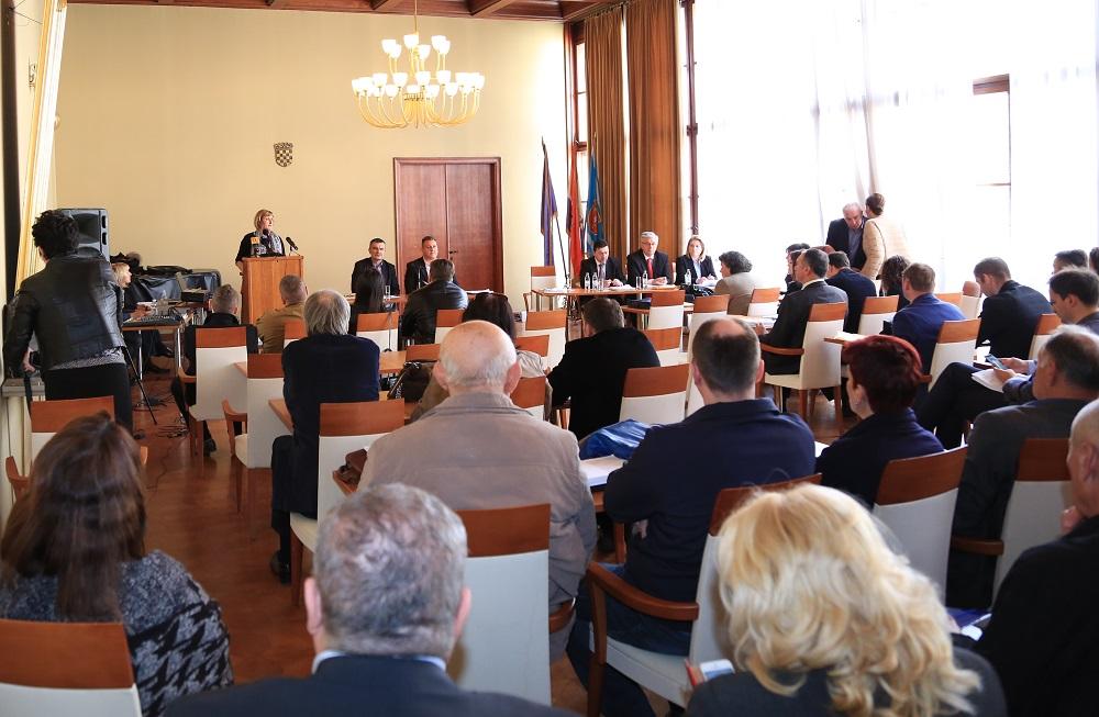 Županijska skupština 27. travnja 2016. (Foto H. Pavić)