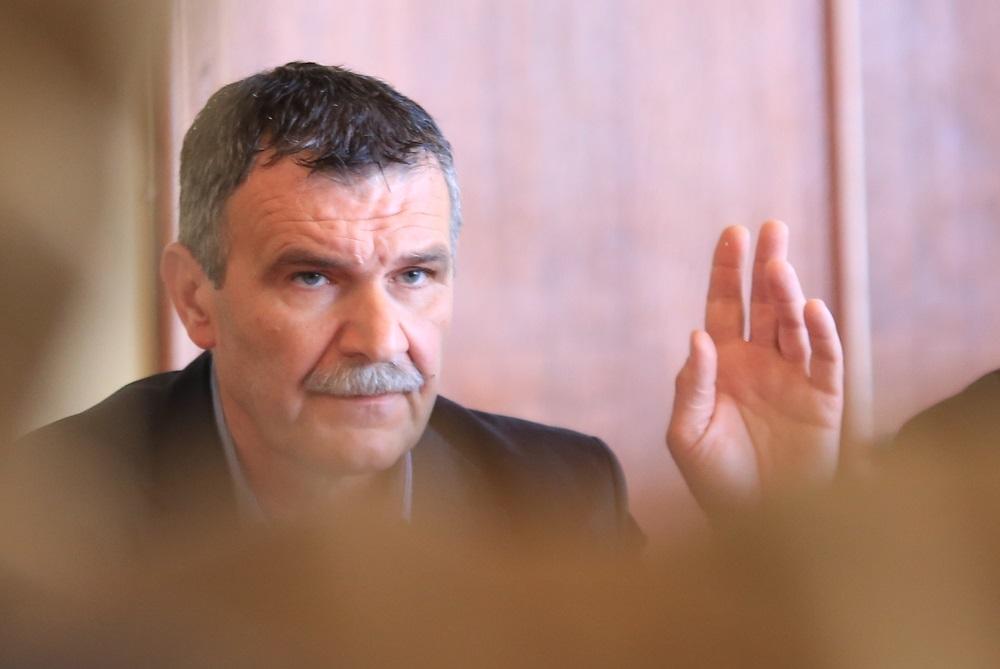Županijska skupština 27. travnja 2016. - Nediljko Dujić (Foto: Tris/ H. Pavić)
