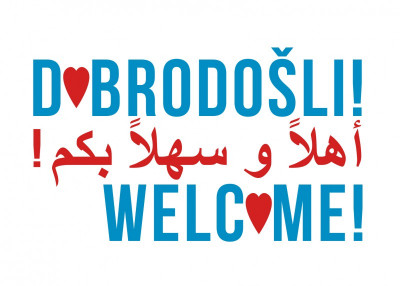 Inicijativa Dobrodošli: Izbjeglicama omogućite dostojanstven smještaj