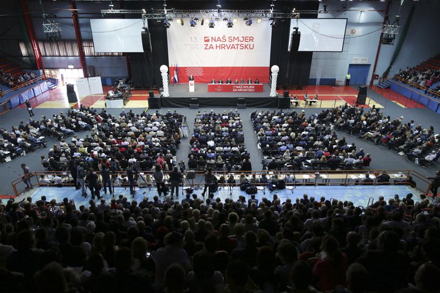 Konvencija SDP-a (Foto: SDP)