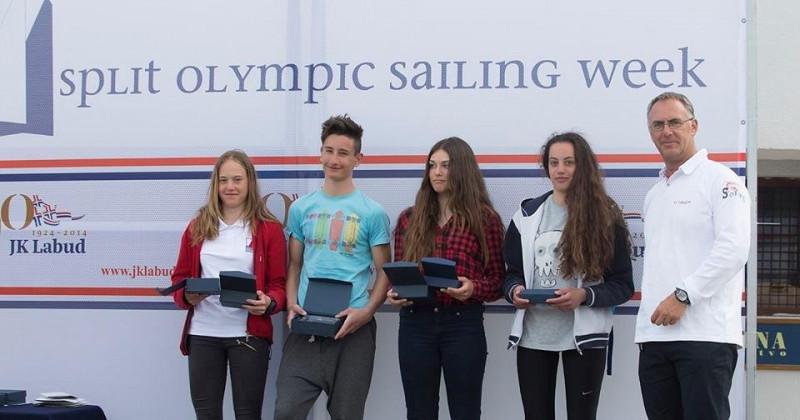Roko Copić pobjednik u klasi Laser 4.7