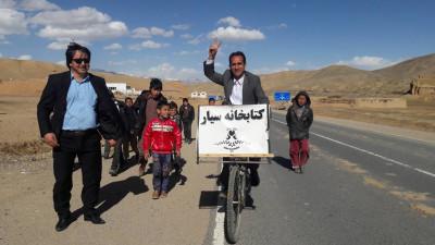 Saber Hosseini na zadatku (foto Facebook)