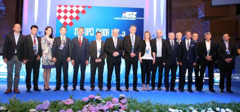 Opći sabor HDZ-a (Foto: HDZ)