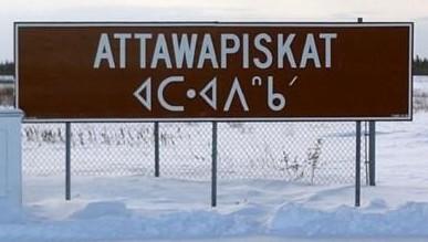 Attawapiskat (foto www.ckdr.net)
