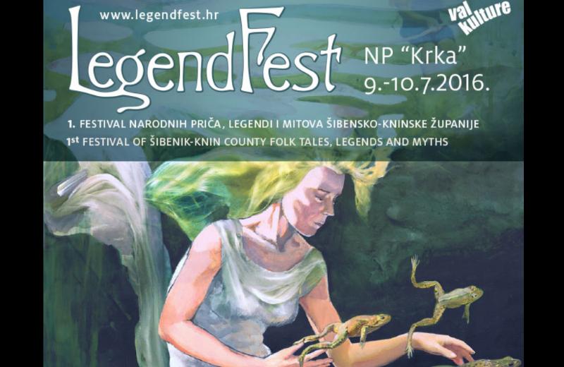 LegendFest u Nacionalnom parku Krka