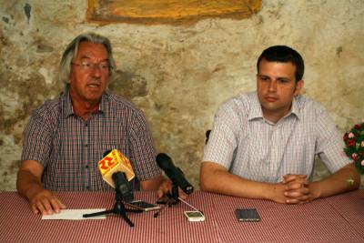 Zoran Restović i Petar Mišura(Foto:J.Krnić)