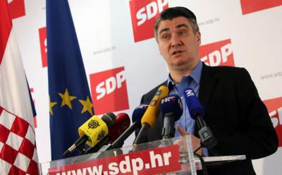 Zoran Milanović: Na izbore što prije, već u srpnju!