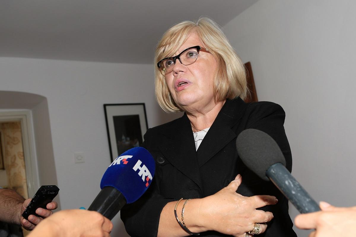 Ambasadorica Republike Srbije Mira Nikolić (Foto: tris/H. Pavić)