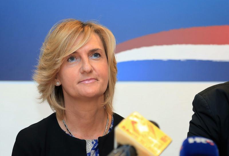 Branka Juričev- Martinčev (Foto: Tris/H. Pavić)