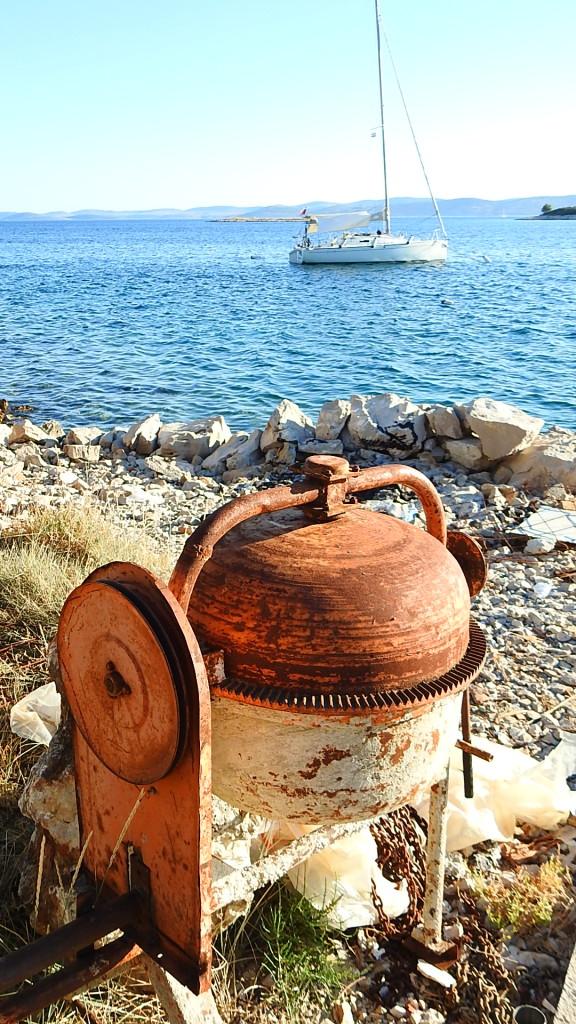 Mišalica negdje na hrvatskoj obali (foto TRIS/G. Šimac)