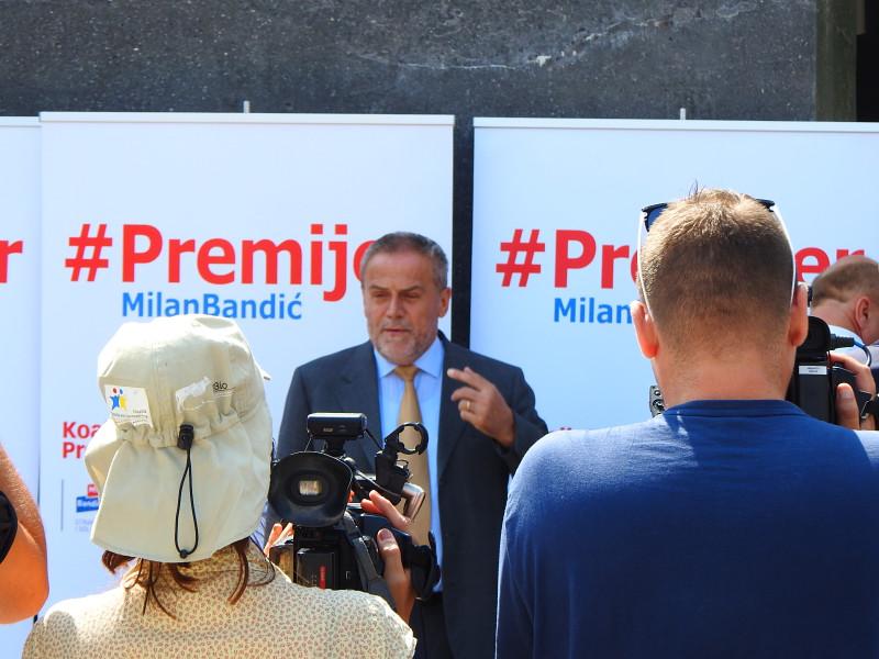 M. Bandić - Foto TRIS/G.Šimac