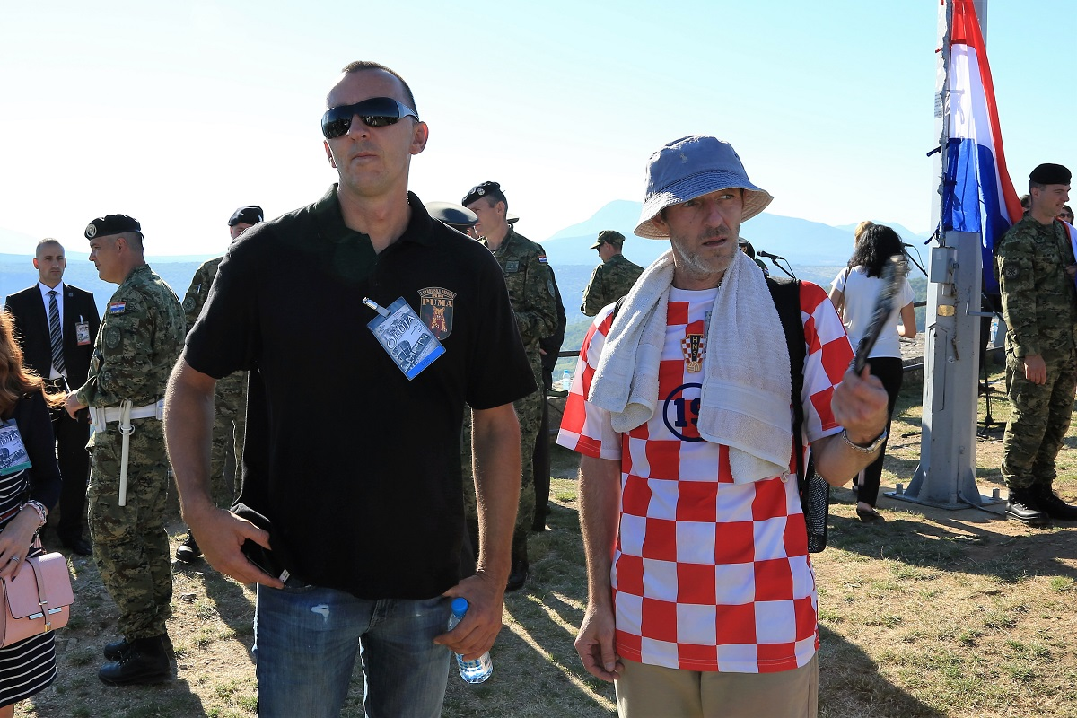 Knin - Mario Bilać i Edvard Baltić