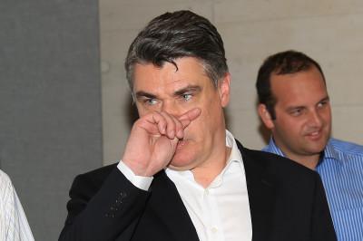 Zoran Milanović na skupu Narodne koalicije: 'Tako mi Boga, ovo će biti čisti zapad'
